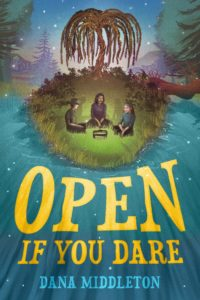 open if you dare - book cover